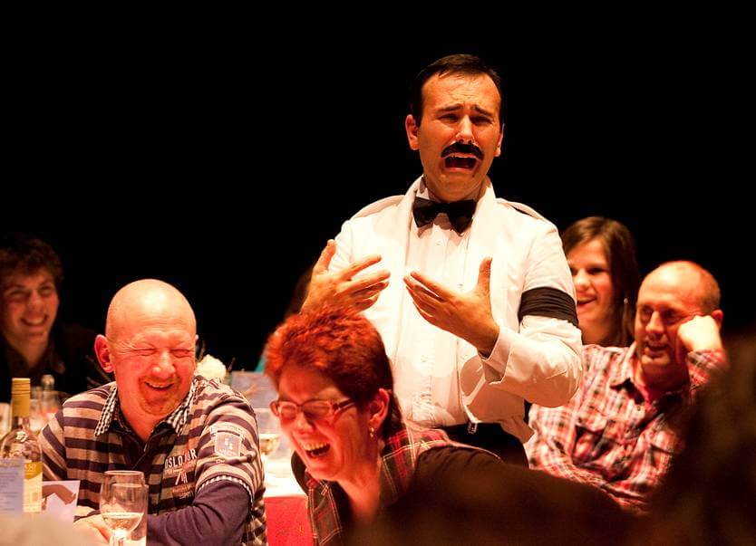 Faulty Towers Dinner Show Melbourne