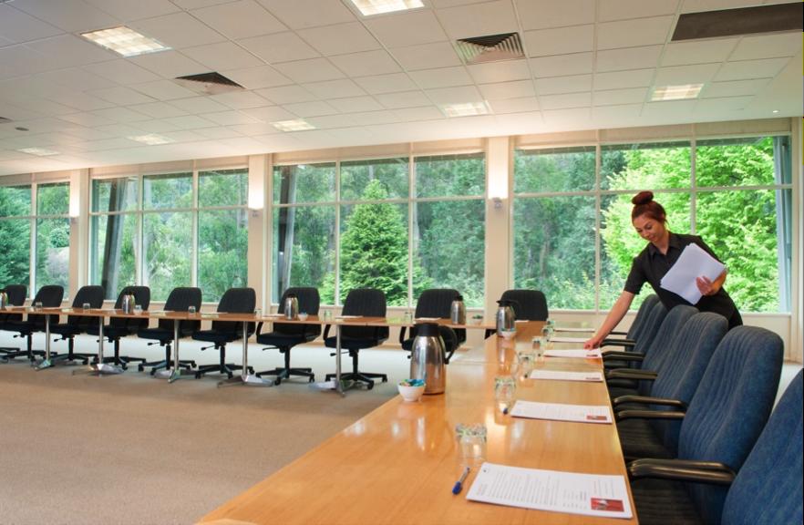 Shiloah conference room