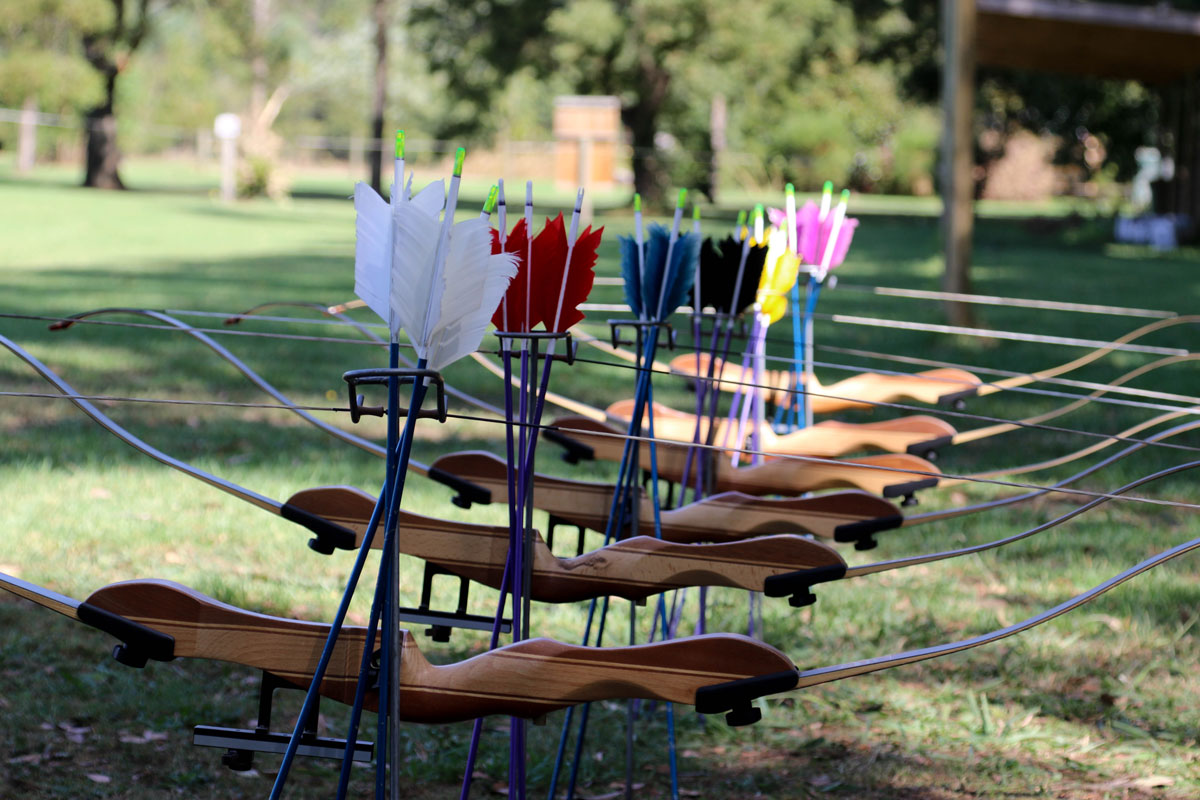 The Benefits of Archery As A Team Building Activity