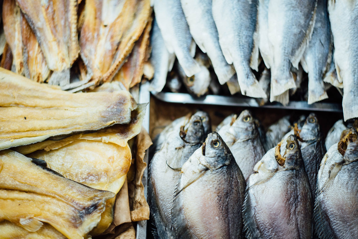 What on Earth is a Pescetarian?