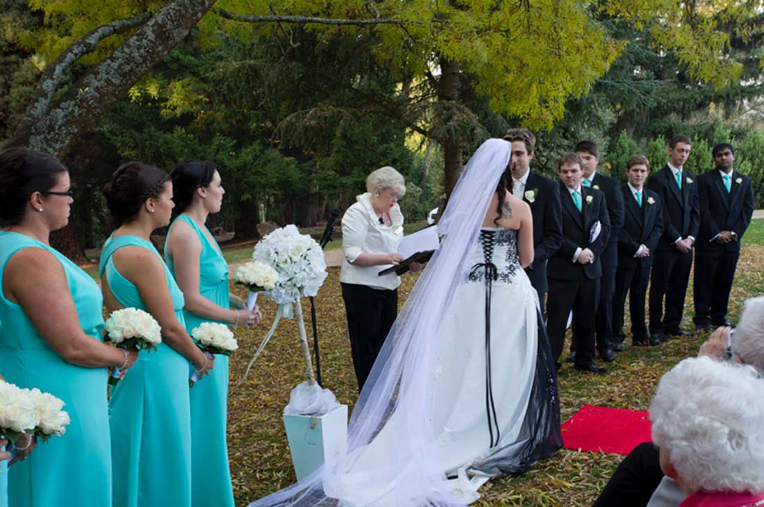 Wedding Group Accommodation - Dandenong Ranges